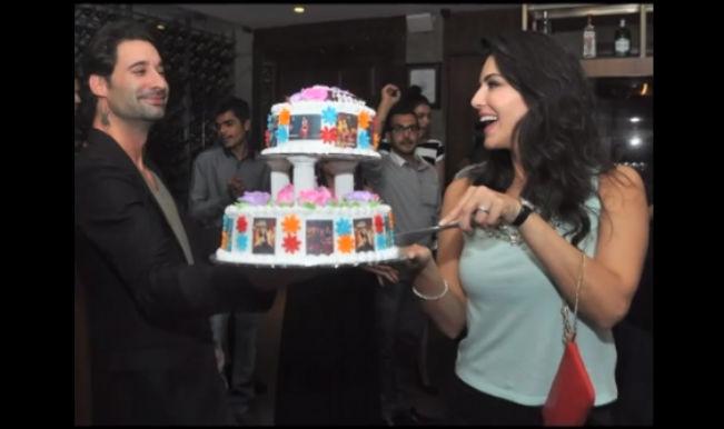 Sunny Leone's birthday bash