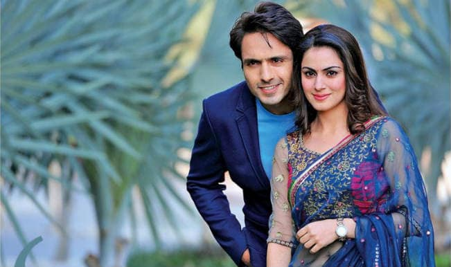 Popular Hindi TV Show 'Tumhari Pakhi' team shoots in Delhi