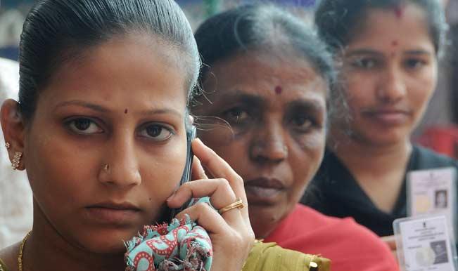 Lok Sabha Polls: Over 71 percent polling in Seemandhra till 5 PM