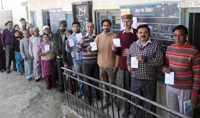 Lok Sabha elections 2014: Polling begins for five seats in Uttarakhand