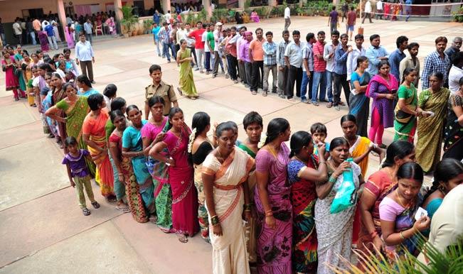 Congress ahead in Telangana, TDP in Seemandhra municipal polls