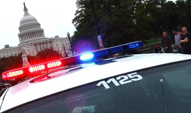 Inattentive driver sets off alarms near White House