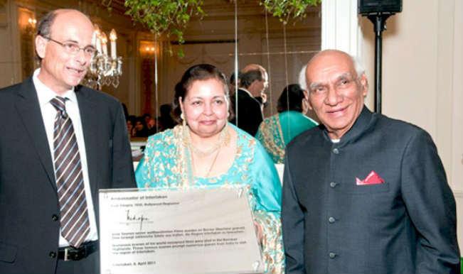 Pam Chopra to attend Yash Chopra tribute at London fest