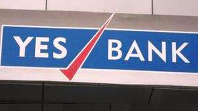 Yes Bank shares up nearly 4%