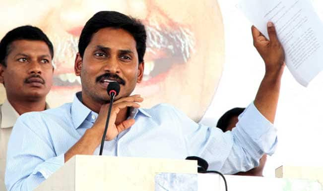 Will be a one-sided sweep for YSRCP, says Jaganmohan Reddy