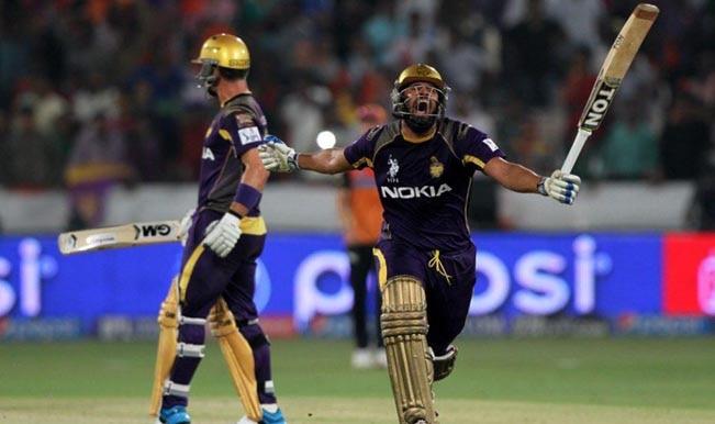 IPL 2014, SRH vs KKR: Kolkata Knight Riders win by 7 wickets against Sunrisers Hyderabad