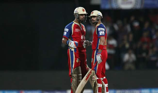 Live Score Update, IPL 2014, CSK vs RCB: Bangalore wins by 5 wickets