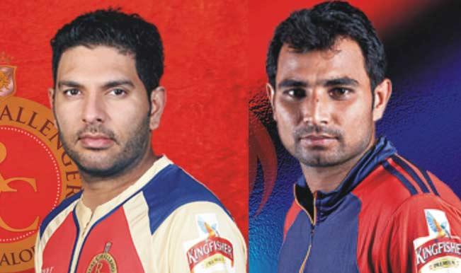 Yuvraj-Singh-vs-Mohammad-Shami