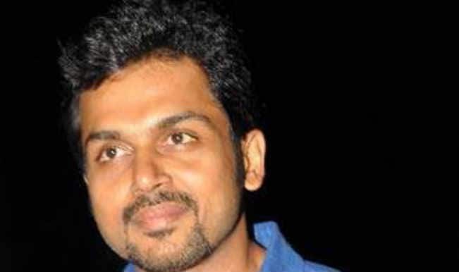 Karthi: Had to unlearn so many things for 'Madras'