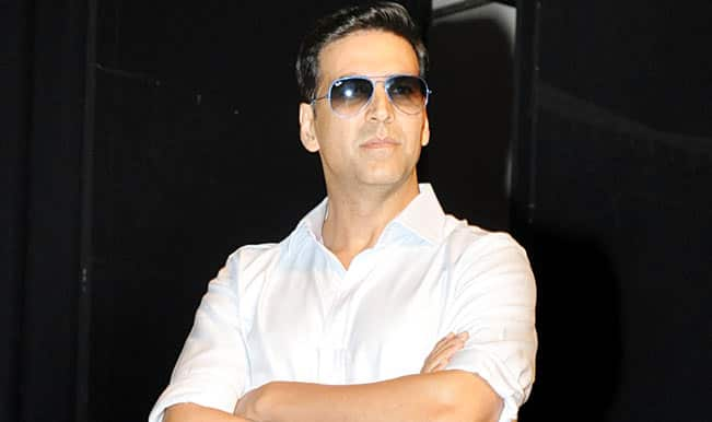 Bollywood actor Akshay Kumar goes on family holiday