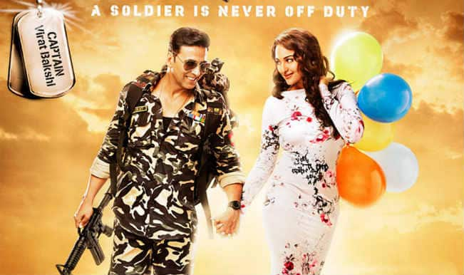 'Holiday- A soldier is never off duty' movie review: Akshay Kumar's best performance in the recent times
