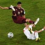 FIFA World Cup 2014 Match In Pics: Russia vs Korea Republic