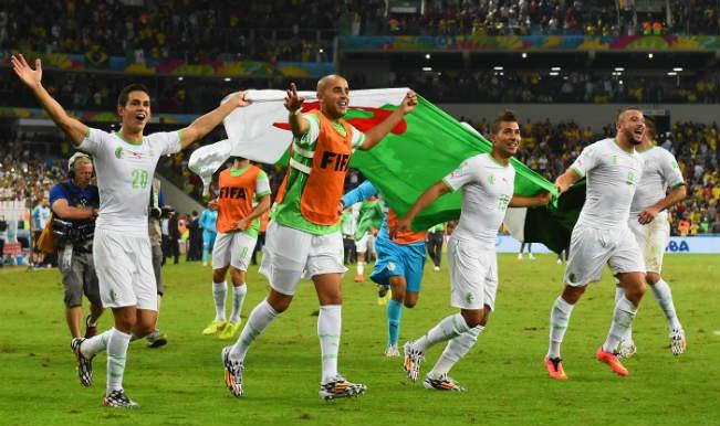 Germany vs Algeria, FIFA World Cup 2014 Fifty-Fourth Match ...