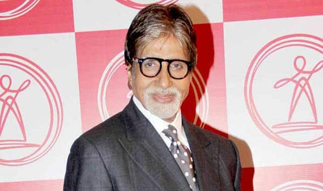 Big B 'disappointed' with no 'grand' 'Yudh' poster launch