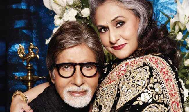 Amitabh and Jaya Bachchan celebrate 41st wedding anniversary