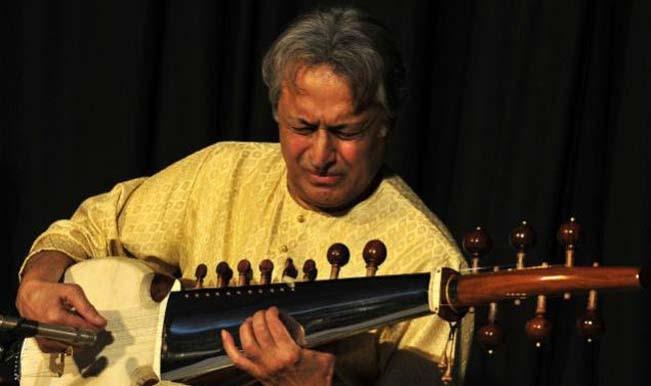 Ustad Amjad Ali Khan's sarod goes missing on British Airways flight