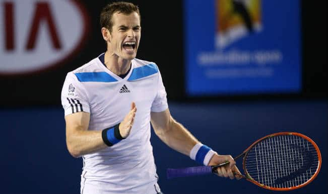 Murray wins epic match to reach quarters