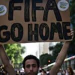 45 held for anti-World Cup protests in Brazil