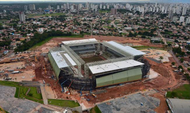 FIFA World Cup 2014: Know your Venue, Arena Pantanal