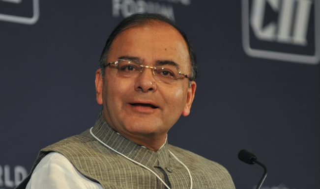 Arun Jaitley recuses himself from decisions on Vodafone case