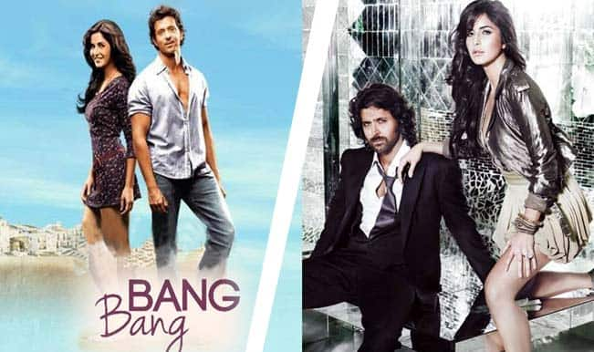 Hrithik Roshan and Katrina Kaif starrer 'Bang Bang' to release this October