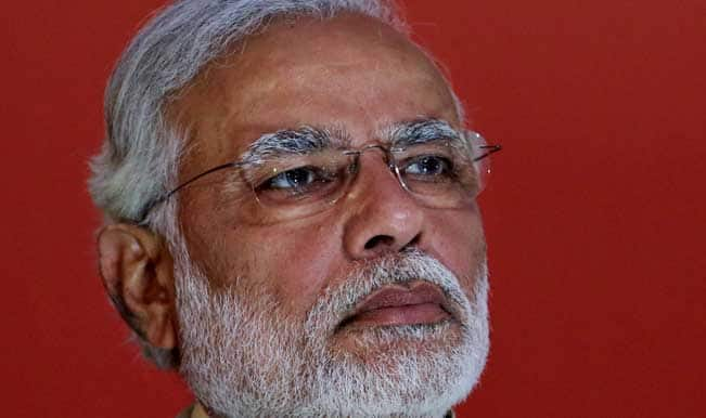 Narendra Modi congratulates Sumitra Mahajan on being elected speaker
