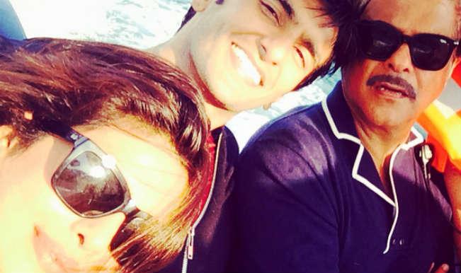 Priyanka Chopra, Ranveer Singh and Anil Kapoor