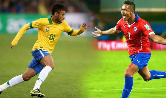 FIFA World Cup 2014, Round of 16: Facts Punch Brazil vs Chile
