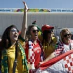 Brazil Vs Croatia: Free Live Streaming of FIFA World Cup…