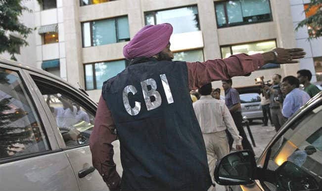 Central Bureau of Investigation raids residence of two Rajya Sabha members of the Parliament charged in Leave and Travel Concession scam