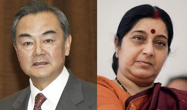 Chinese-Foreign-Minister-Wang-Yi-and-susma-swaraj