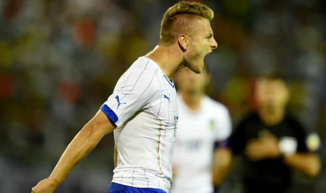 Ciro Immobile scores hat-trick to help Italy beat Fluminense in World Cup warmup
