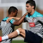 Cristiano Ronaldo '100 percent', says William Carvalho