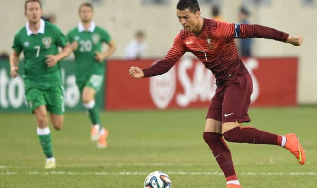 Cristiano Ronaldo returns from injury to lead Portugal to 5-1 win against Ireland