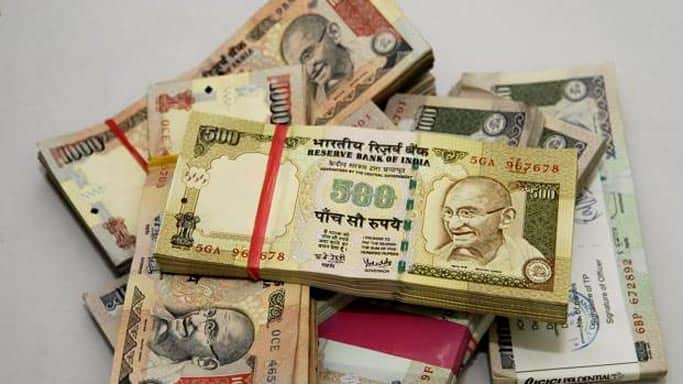 Rupee up 4 paise against dollar in early trade