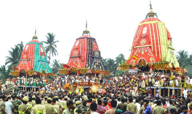 Lord Jagannath's 137th Rath Yatra begins tomorrow