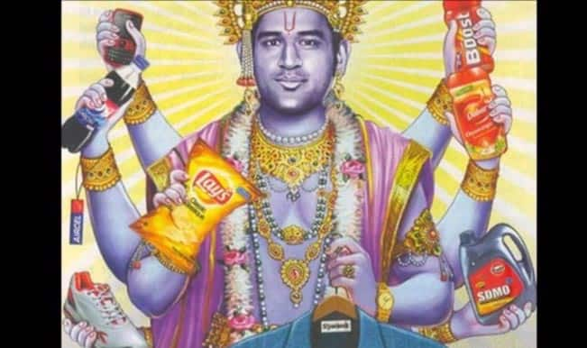 Watch: Arrest warrant slapped on Mahendra Singh Dhoni over his deity avatar on Business Today magazine!