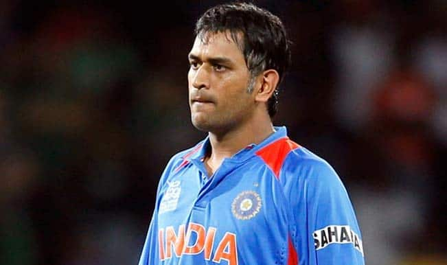 Mahendra Singh Dhoni in Forbes list of world's highest paid athletes