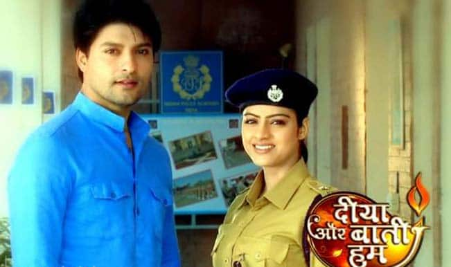 Diya Aur Baati Hum: Suraj approaches Zakir to get Sandhya back to her office