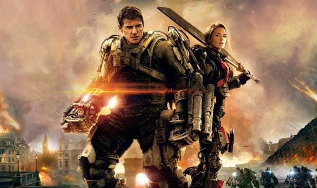 'Edge Of Tomorrow' movie review: Tom Cruise regains the 'action-star' title!