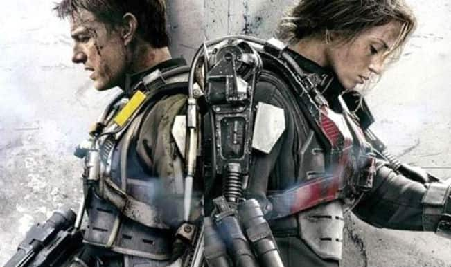 Movie Review: Edge of Tomorrow is a popcorn fare