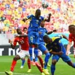 FIFA World Cup 2014 Match In Pics: Switzerland vs Ecuador