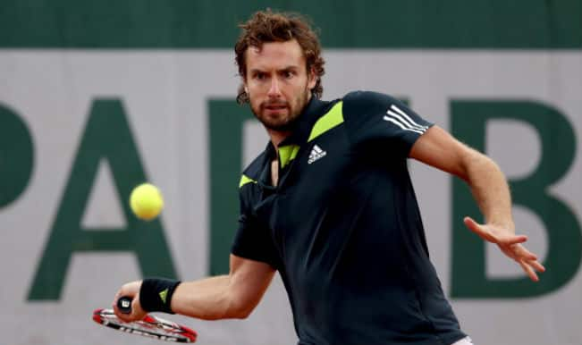 French Open 2014: Ernests Gulbis to challenge Novak Djokovic in semi-finals at Roland Garros