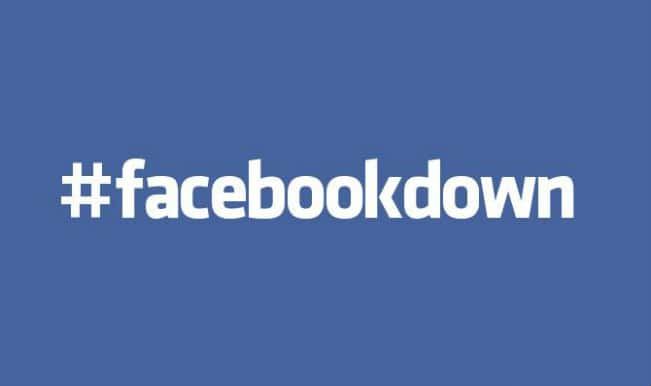 Facebook goes down for few minutes, internet goes nuts: Read Tweets!