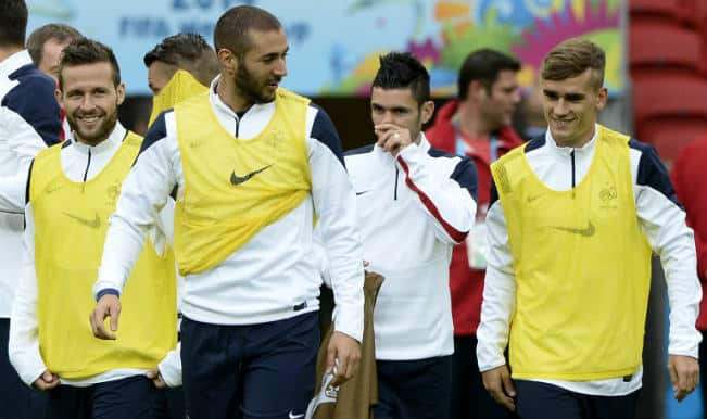 France ready for 'aggressive' Hondurans