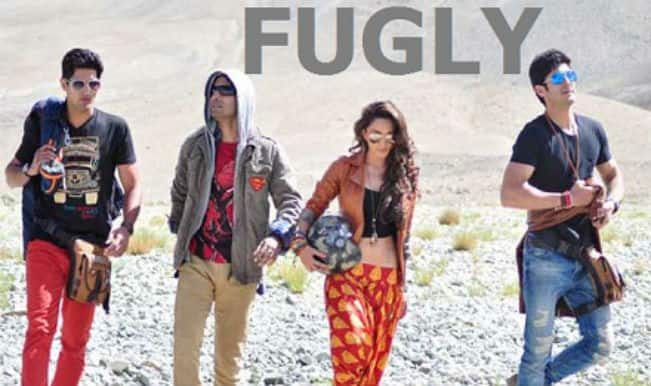 'Fugly' cast skips screening for troops in Leh