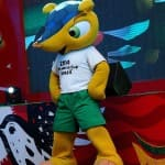 FIFA World Cup 2014: A look back at the World Cup Mascots
