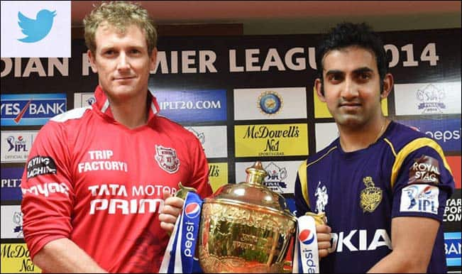 Kings XI Punjab or Kolkata Knight Riders: Who is winning this #NinjasticIPL on Twitter?