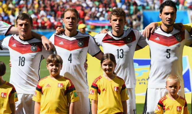 Germany vs Algeria: Watch Sony Six TV for Free Live Streaming & Telecast of FIFA World Cup 2014 54th Match