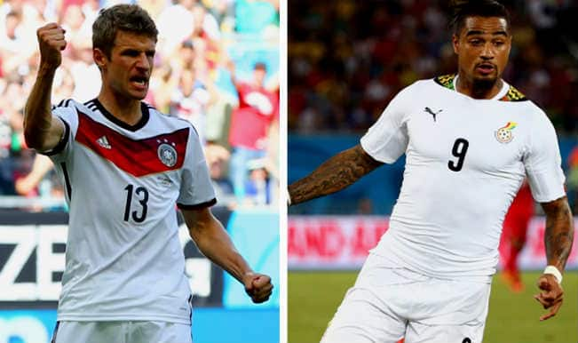 FIFA World Cup 2014, Germany vs Ghana: Key players to watch